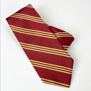 Brooks Brothers 100% Silk Tie Hand Made